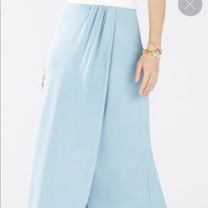 BCBGMaxAzria Skirts - NWT BCBGMAXAZRIA Andreea wrap skirt size L